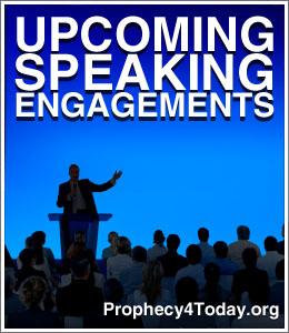 Upcoming Speaking Engagements